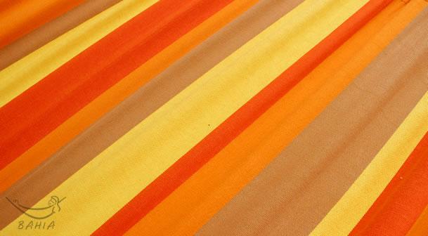 Stabhängematte Terra orange