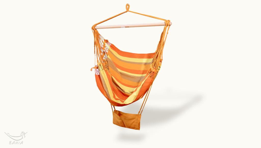 Amaca-poltrona Terra orange